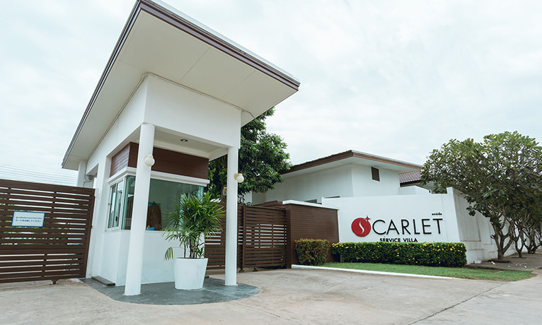 Scarlet Full Serviced Villa